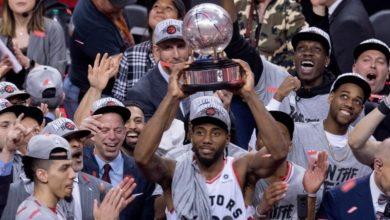 Photo of Kawhi Leonard, Raptors Beat Bucks in Game 6, Advance to NBA Finals vs. Warriors