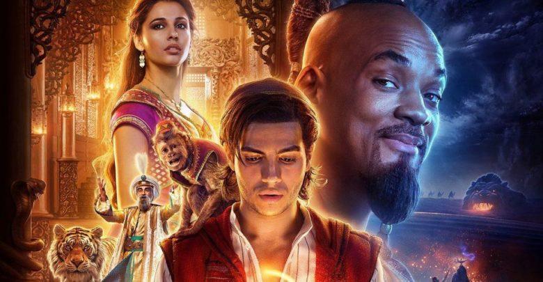 Photo of Box Office: 'Aladdin' Taking Flight With $105 Million in North America