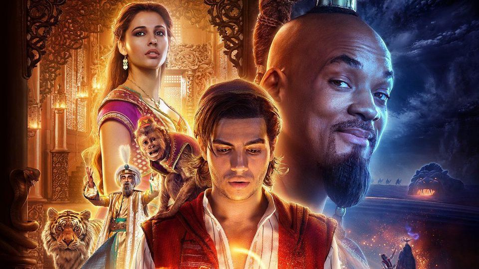 Box Office: 'Aladdin' Taking Flight With $105 Million in North America