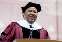 Photo of Philanthropist Robert Smith pledges to clear student debt of Morehouse College grads
