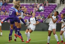 Photo of Orlando Pride still winless. Lose to North Carolina Courage 3-0