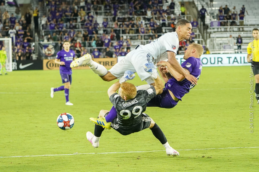 Orlando takes down Revolution 2-1 to advance in the US Open Cup