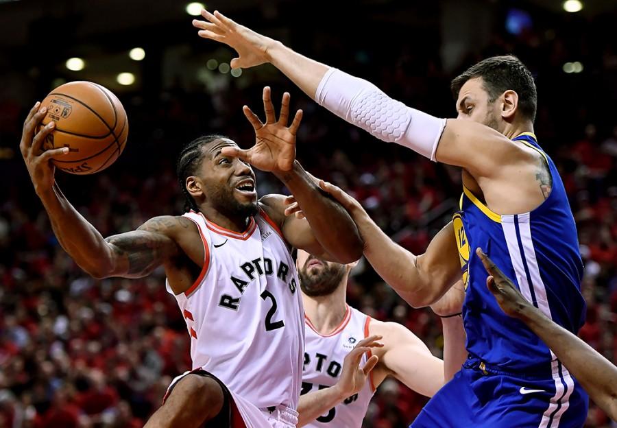 NBA Finals: Warriors Tie Series With Raptors