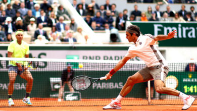 Photo of Rafael Nadal is just way too good for Roger Federer at French Open