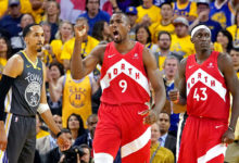 Photo of Raptors rip Warriors to take commanding 3-1 NBA Finals lead