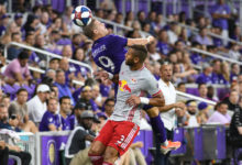 Photo of Orlando City doesn't have enough left, loses to Red Bulls 1-0