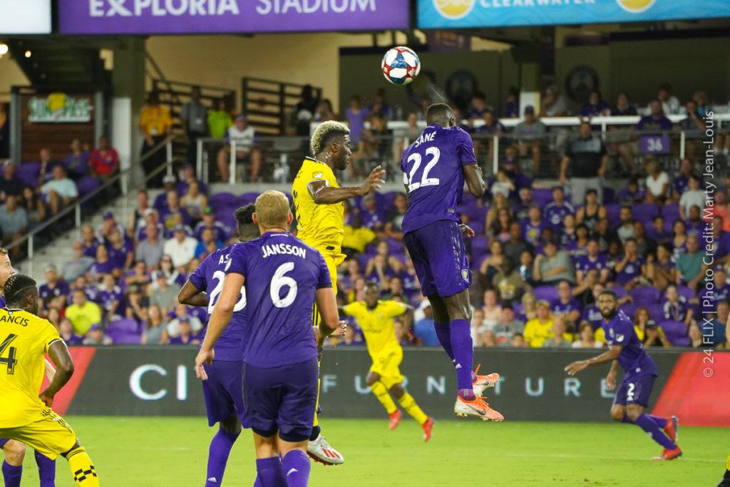 Orlando City Takes Down Columbus 1-0