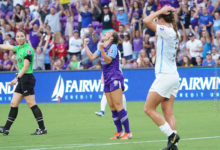 Photo of Orlando Pride celebrate and dominate, beat SkyBlue 1-0