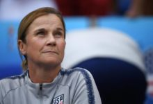 Photo of Jill Ellis stepping down as US women's soccer national coach