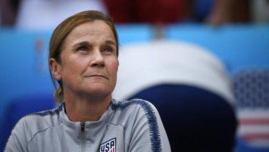 Photo of Jill Ellis stepping down as US women's soccer national coach