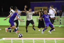 Photo of Orlando City Players Win MLS All-Star Skills Challenge on Nani's Last Minute Ball