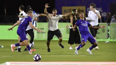 Photo of Orlando City Players Win MLS All-Star Skills Challenge on Nani's Last Minute Ball