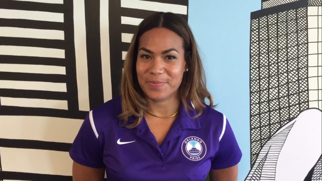 Orlando Pride Defender Toni Pressley Diagnosed with Breast Cancer