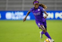 Photo of Orlando Pride Waives Forward Chioma Ubogagu