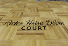 Photo of Magic Dedicate Basketball Court to the Late Rich and Helen DeVos