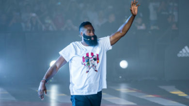 Photo of Rockets star James Harden gifts woman $10,000 while in Bahamas