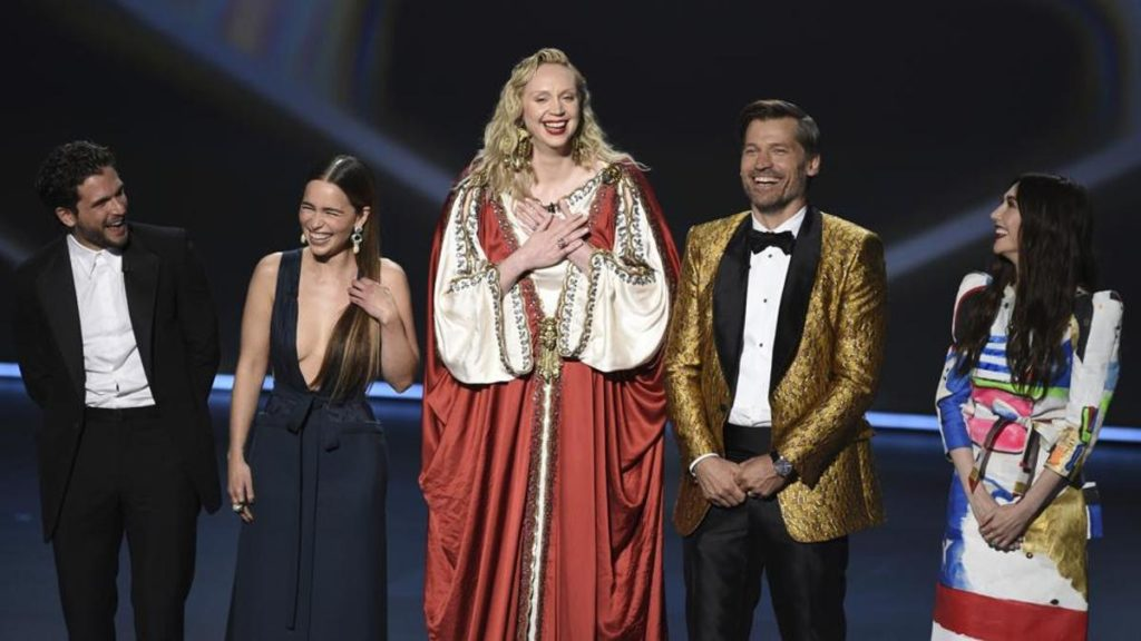 """2019 Emmy Awards winners: """"Game of Thrones"""" wins best drama"""