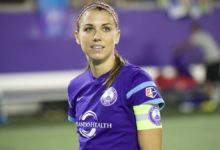 Photo of Orlando Pride Forward Alex Morgan Ruled Out for Remainder of 2019 NWSL Season