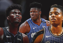 Photo of MAGIC EXERCISE TEAM OPTIONS ON MO BAMBA, MARKELLE FULTZ AND JONATHAN ISAAC
