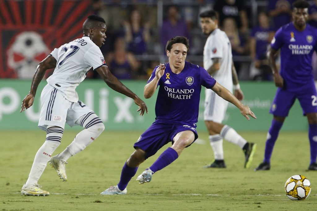 Lions Earn 3-3 Draw Against New England, Overcome Two-Goal Deficit