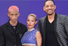 Photo of Will Smith and Jada Pinkett Smith staged an intervention with son Jaden