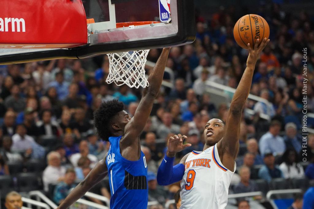 Magic defeat Knicks 95-83 after 2nd half resurgence
