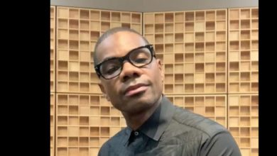 Photo of Kirk Franklin boycotts Dove Awards after his speech is edited for TV