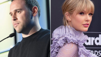 Photo of The Scooter Braun-Taylor Swift feud just took a wild turn