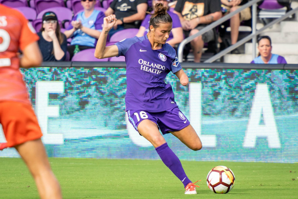 Five Orlando Pride Players Set to Join W-League Teams for 2019-20 Offseason