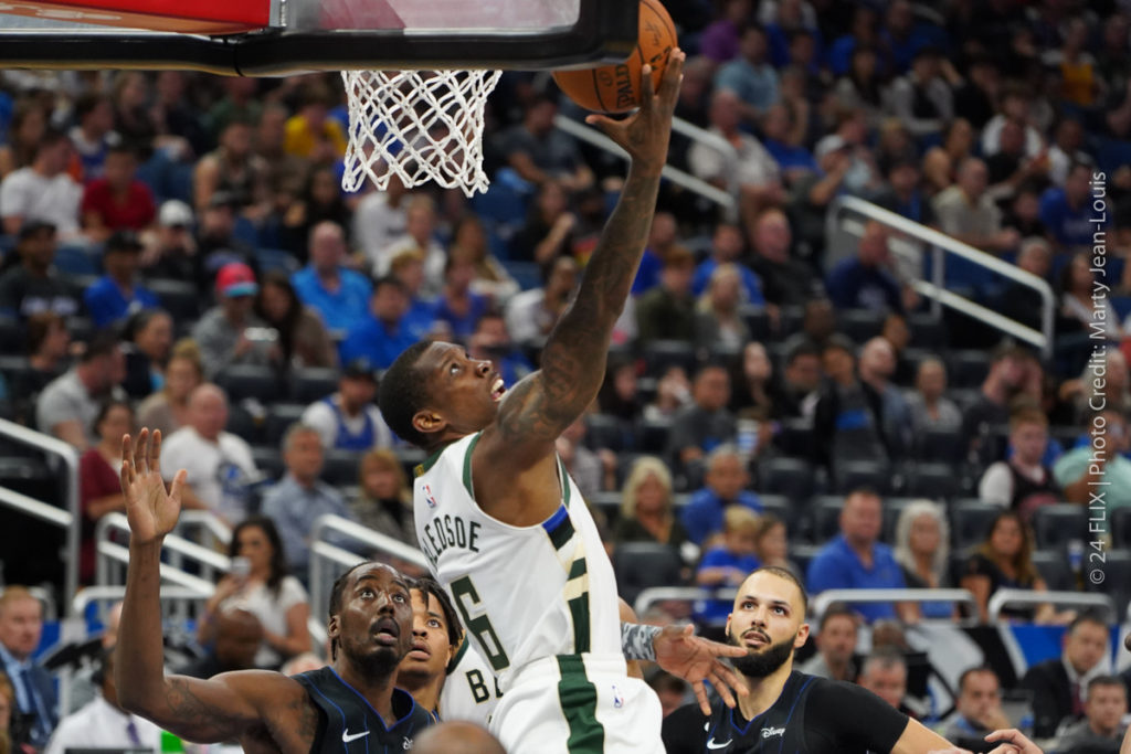 Bucks destroy Magic 123-91
