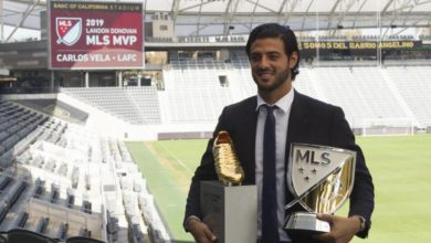 Photo of Mexico's Vela named MLS MVP after record-breaking season with LAFC