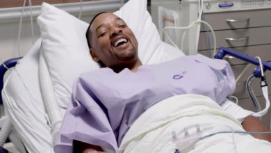 Photo of Will Smith posts colonoscopy video for cancer awareness