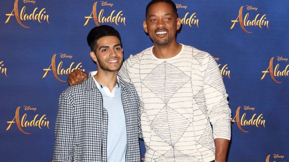 Will Smith Reacts to 'Aladdin' Co-Star Mena Massoud Saying He Hasn't Landed a Single Audition Since