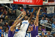 Photo of Orlando Magic take down the Phoenix Suns 128-114