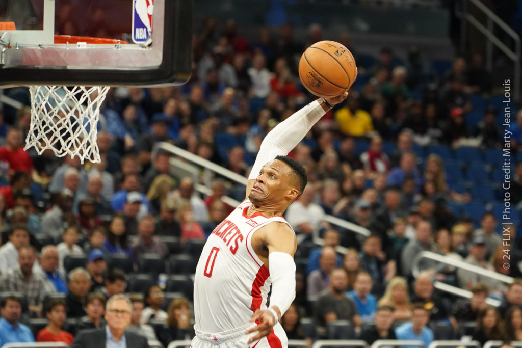 Houston dismantles Magic 130-107