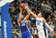 Photo of The Orlando Magic Grind Out a Close Victory Over The 76ers: 98-97
