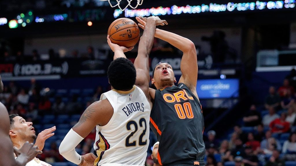 The Orlando Magic Take Care of Business on the Road Against the New Orleans Pelicans Behind Vucevic's 20 Points in His Return