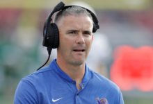 Photo of Mike Norvell agrees to deal to become Florida State's coach