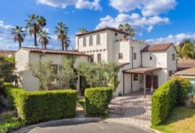 Photo of 'Señorita' Songwriter Sells Gorgeous 1930's LA Home!