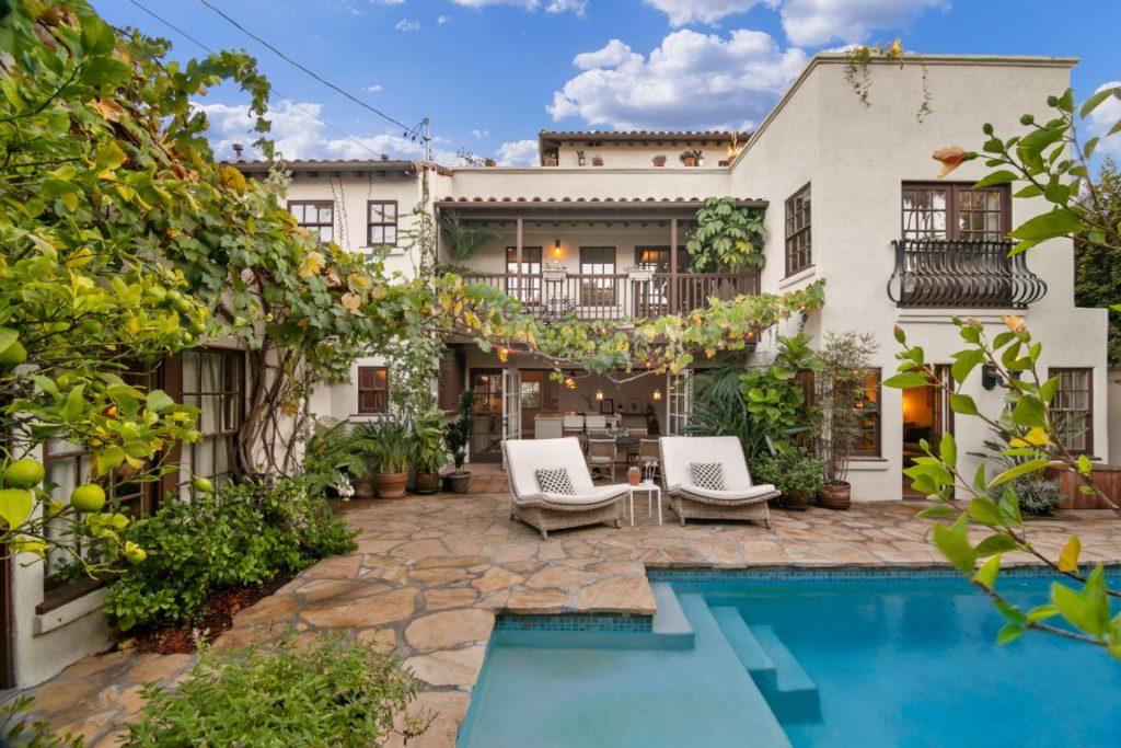 'Señorita' Songwriter Sells Gorgeous 1930's LA Home!