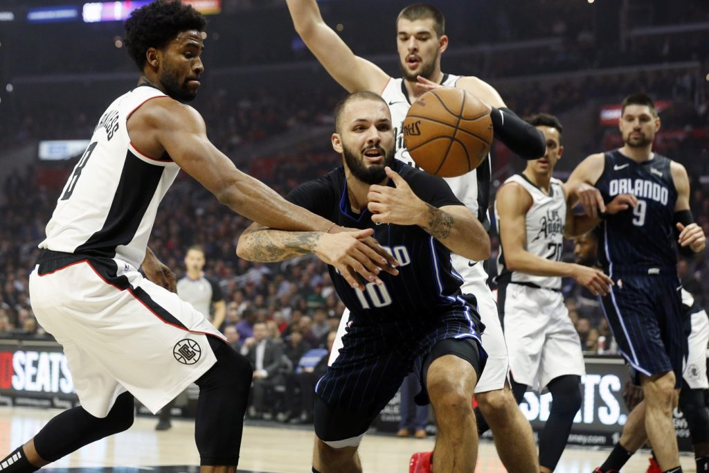 Magic Get Trampled by the Clippers: 122-95