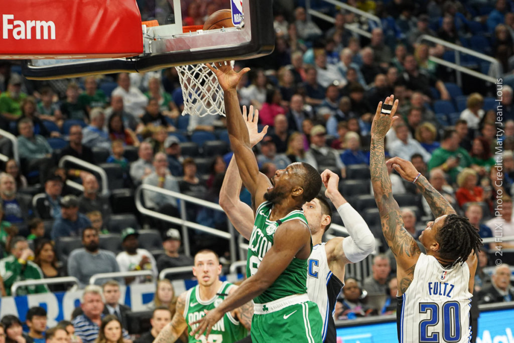 Celtics Overcome a 16-Point Deficit to Defeat the Orlando Magic