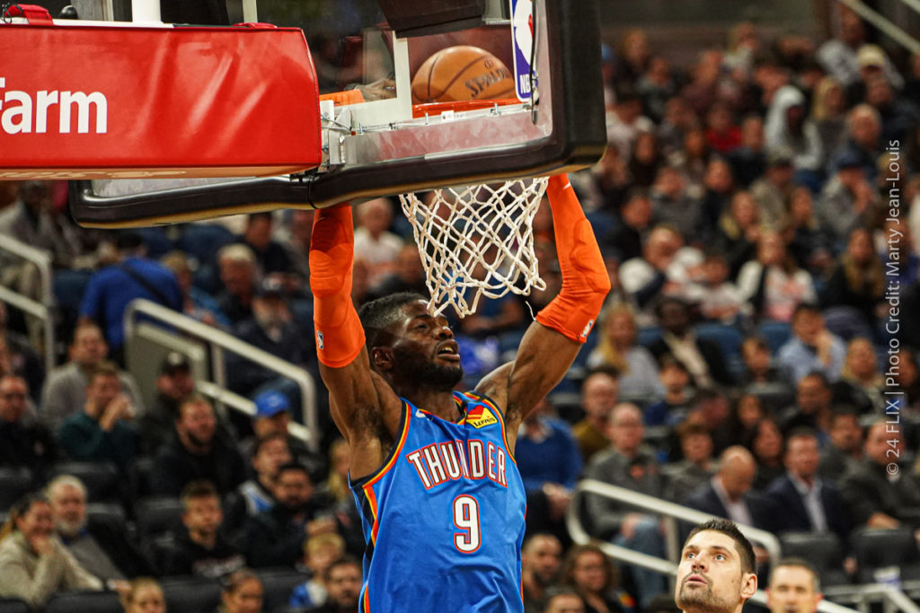 Oklahoma City's Speed Proves to be too Much for the Magic to Handle