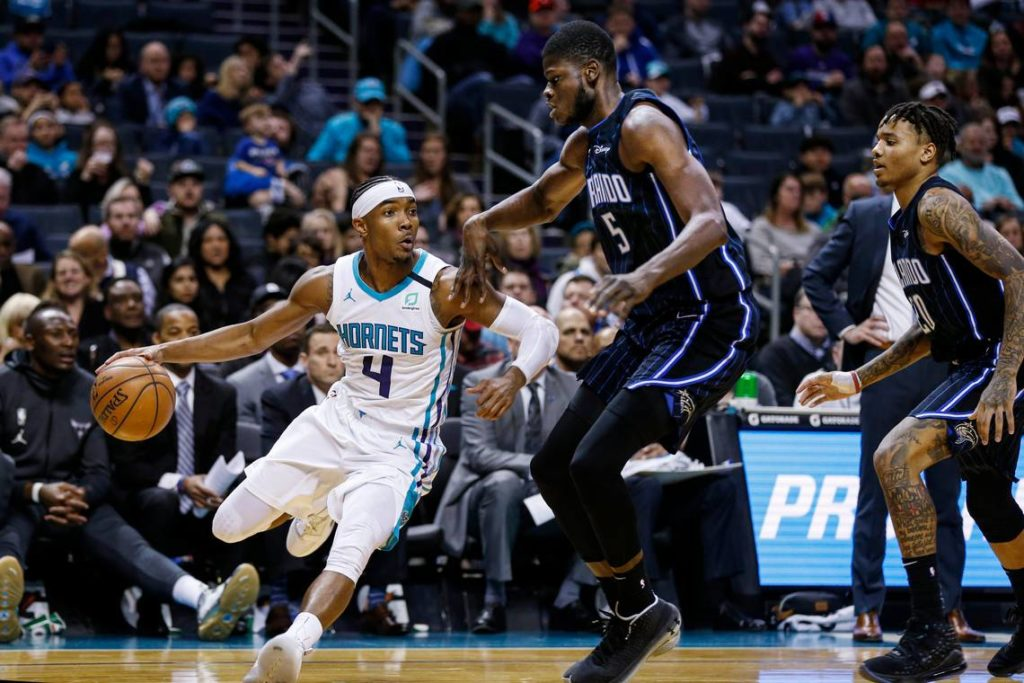 The Magic Blitz the Hornets Behind Another Nikola Vucevic Double-Double: 106-83