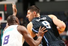 Photo of The Magic Blitz the Hornets Behind Another Nikola Vucevic Double-Double: 106-83