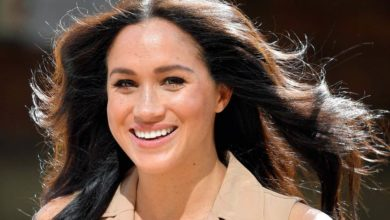 Photo of Meghan Markle 'signed voiceover deal with Disney' in hint at career plans