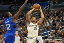 Photo of Milwaukee handles its business in Orlando 112-95