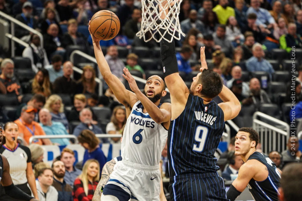 Orlando continue winning ways with win over Wolves 136-125