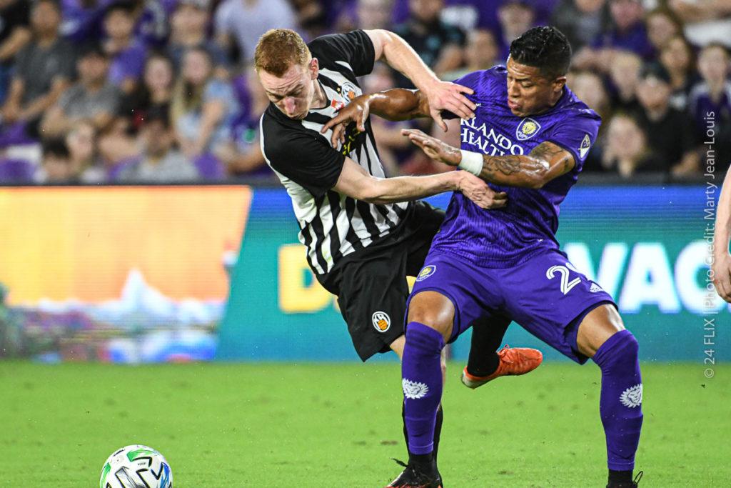Orlando City defeats RK Rekjavik 3-1 in pre-season match.