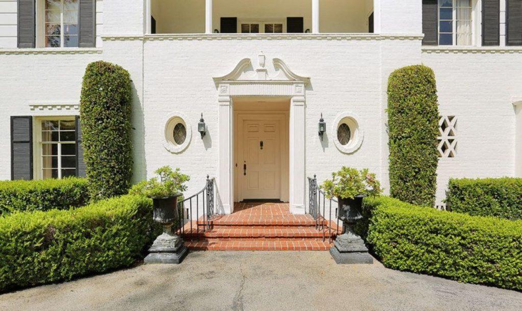 Ronald Reagan & Jane Wyman's home on Sale for 6.75 Million Dollars
